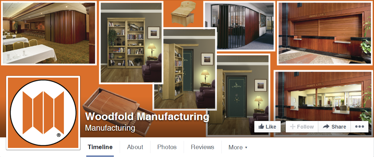 Woodfold Facebook Cover/Profile Image