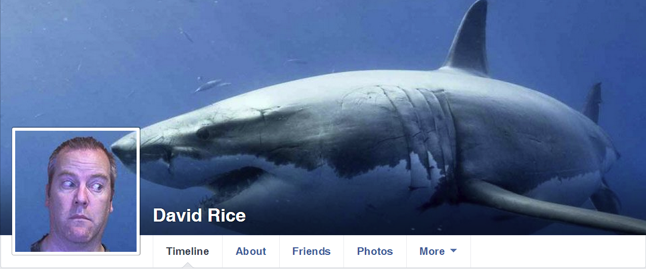 David Rice Facebook Cover/Profile Image